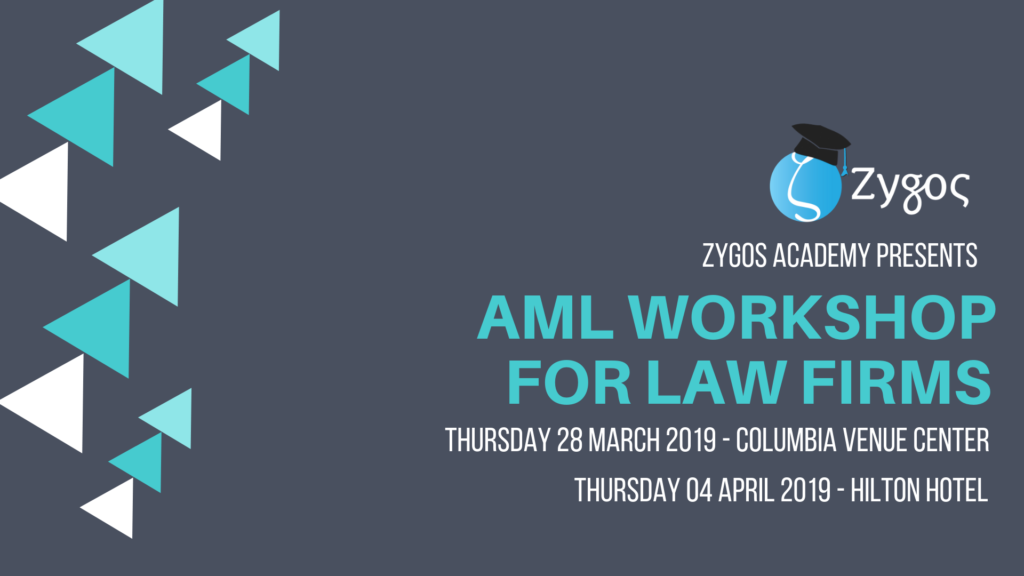 AML Workshop For Law Firms